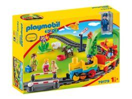 PLAYMOBIL 70179 1 2 3 Meine erste Eisenbahn
