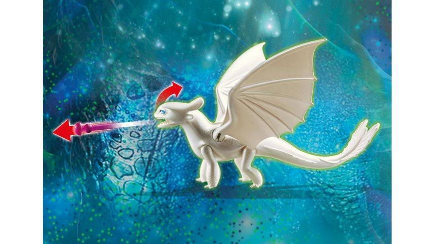 PLAYMOBIL 70038 Dragons Light Fury Spielset
