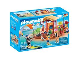 PLAYMOBIL 70090 Family Fun Wassersport Schule