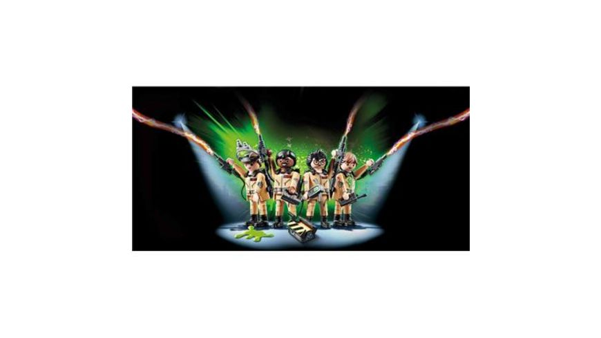 PLAYMOBIL 70175 Ghostbusters Figurenset Ghostbusters