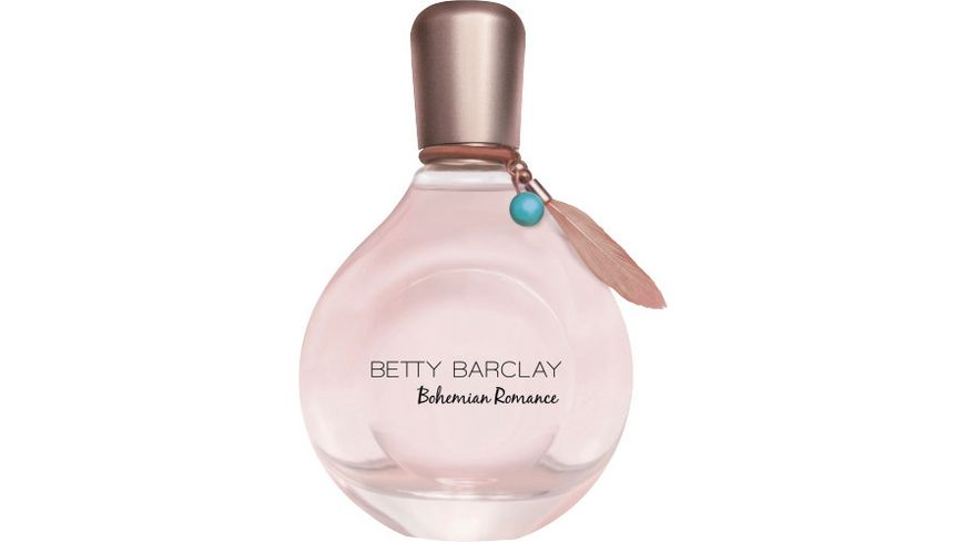 Betty Barclay Bohemian Romance Eau de Toilette Natural Spray