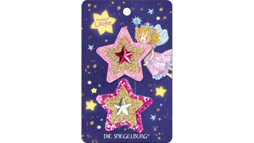 Die Spiegelburg Haarclips Sterne Prinzessin Lillifee