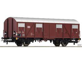 Roco 76610 Gedeckter Gueterwagen DB