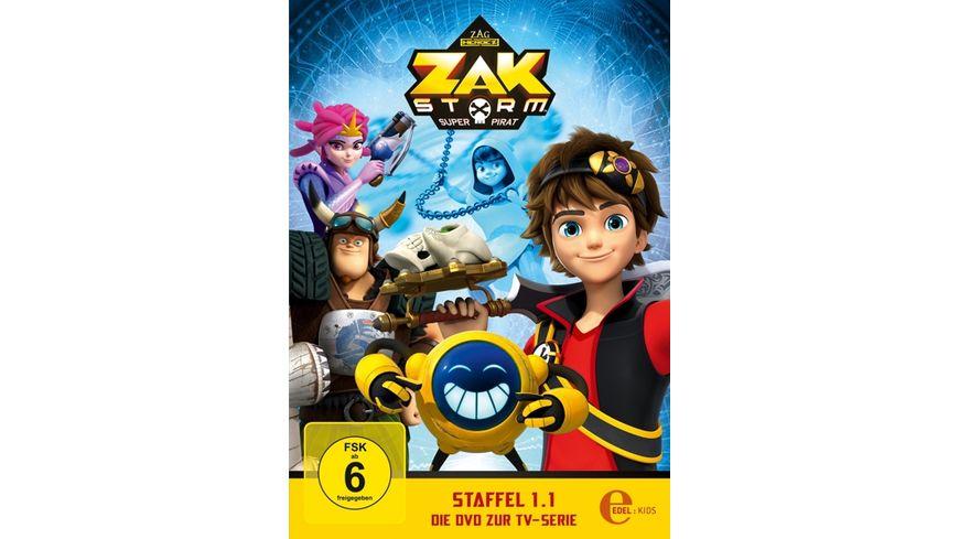 Zak Storm Staffel 1 1 Die DVD zur TV Serie