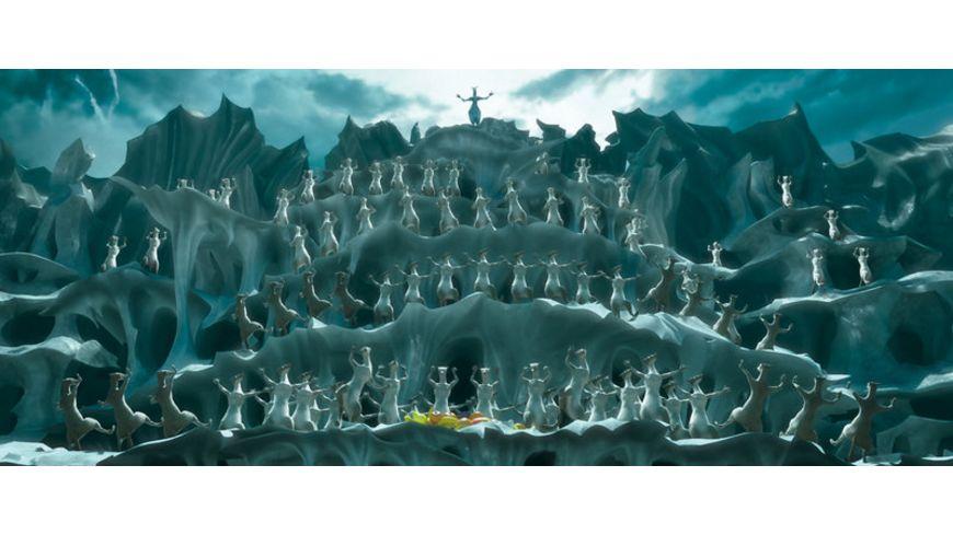 Ben Abenteuer auf der Maeuseinsel