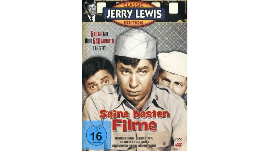 Jerry Lewis Seine besten Filme DVD 2 DVDs