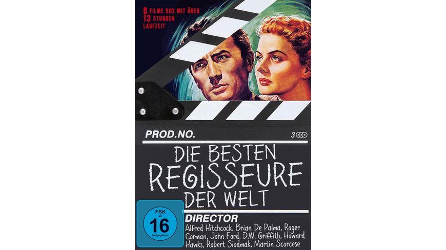 Die besten Regisseure der Welt 3 DVDs