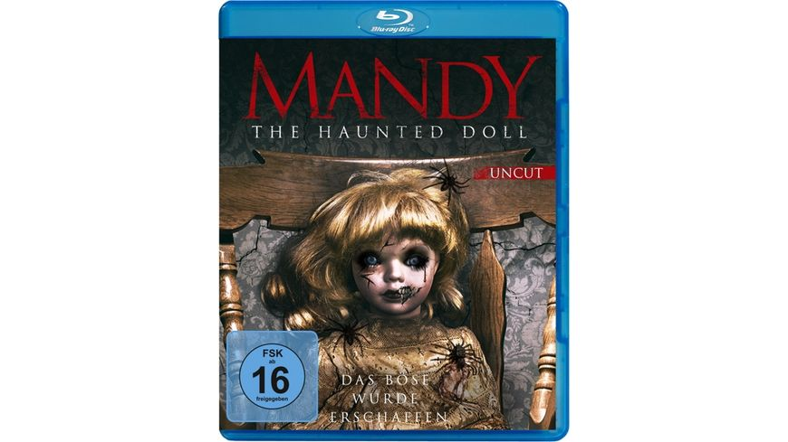 Mandy The Haunted Doll Uncut
