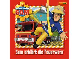 Feuerwehrmann Sam Sam erklaert die Feuerwehr