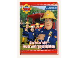 Feuerwehrmann Sam Eine Woche voller Feuerwehrgeschichten