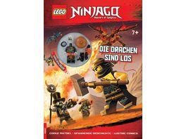 LEGO NINJAGO Die Drachen sind los