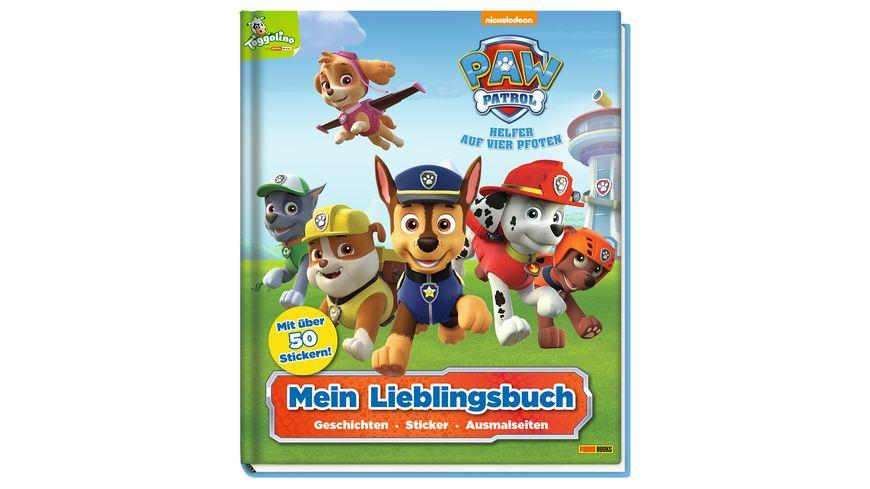 Paw Patrol Mein Lieblingsbuch