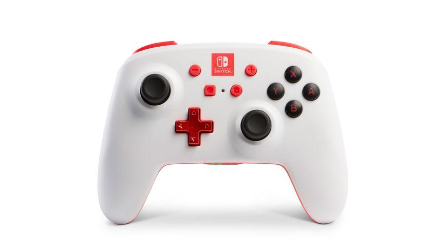 PowerA Nintendo Switch Wireless Controller Weiss