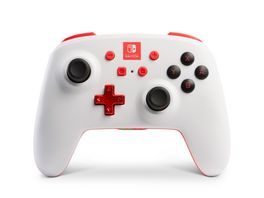 PowerA Nintendo Switch Wireless Controller Weiss