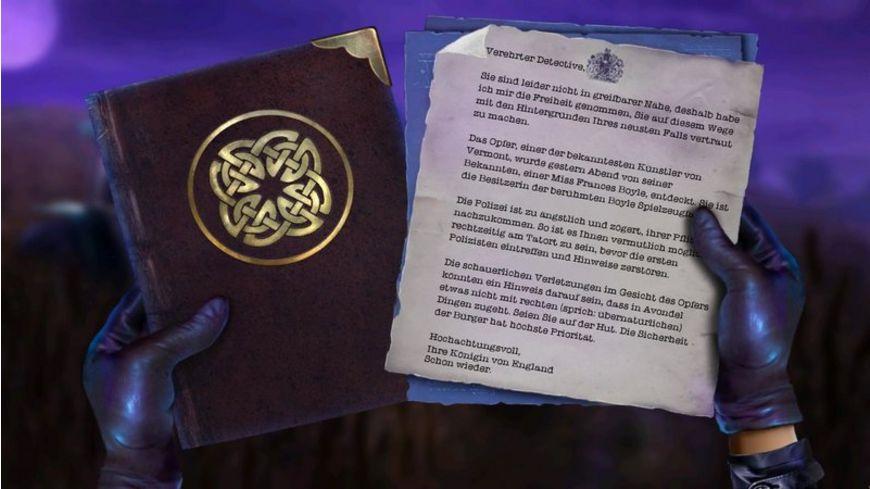 Mystery Case Files Rache des Wiedergaengers