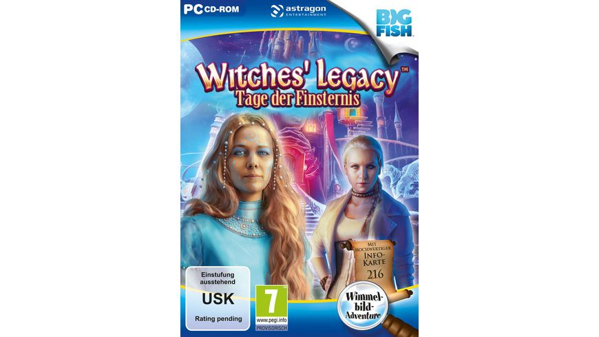 Witches Legacy Tage der Finsternis
