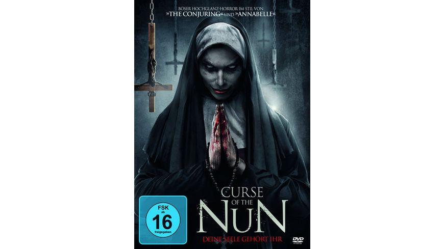 Curse of the Nun Deine Seele gehoert ihr