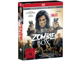 Die ultimative Zombie Box 3 DVDs