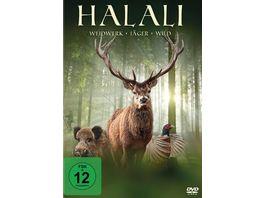 Halali Weidwerk Jaeger Wild