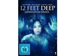 12 Feet Deep Gefangen im Wasser