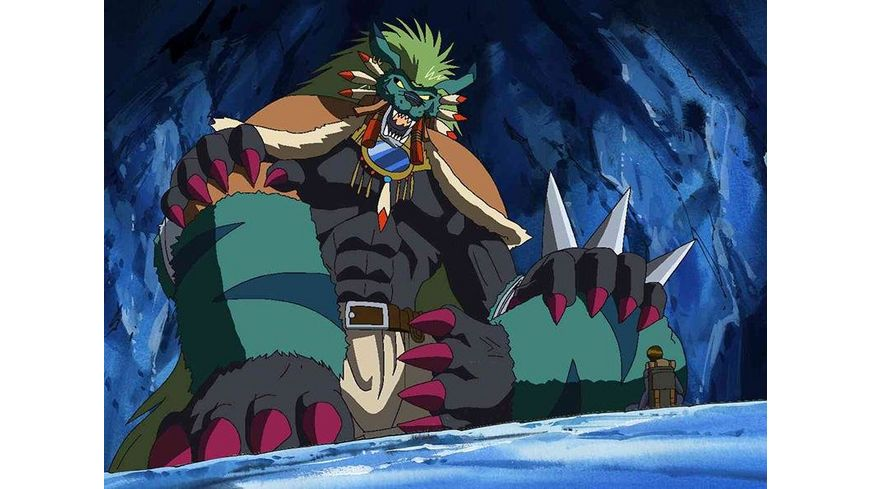 Digimon Data Squad Volume 2 Episode 17 32 3 DVDs