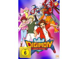 Digimon Data Squad Volume 2 Episode 17 32 3 DVDs