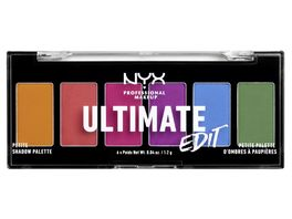 NYX PROFESSIONAL MAKEUP Lidschatten Ultimate Shadow Palette Mini