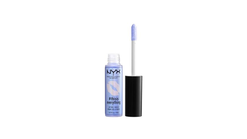 NYX PROFESSIONAL MAKEUP Lippenstift This is everything Tinted Lip Oil Sheer
