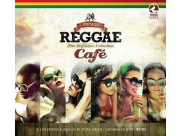 Vintage Reggae Cafe Box