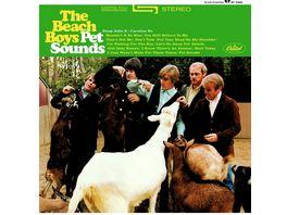 Pet Sounds Stereo 180g Vinyl Reissue
