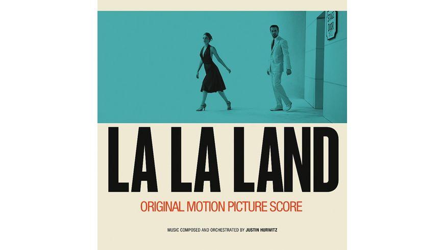 La La Land Black Vinyl