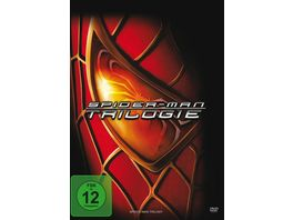 Spider Man Trilogie 3 DVDs