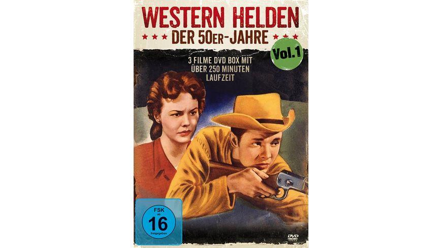 Western Helden Der 50er Jahre Vol 1