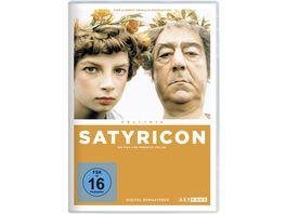 Fellini s Satyricon Digital Remastered
