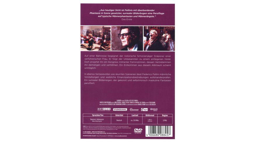 Fellini s Stadt der Frauen Digital Remastered