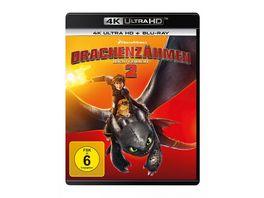 Drachenzaehmen leicht gemacht 2 4K Ultra HD Blu ray 2D