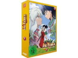 InuYasha TV Serie Box 7 Final Arc Episoden 1 26 4 DVDs