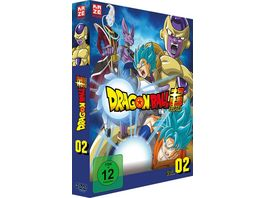 Dragonball Super 2 Arc Goldener Freezer Episoden 18 27 2 DVDs