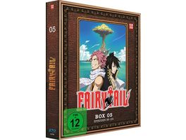 Fairy Tail TV Serie Box 5 Episoden 99 124 3 BRs