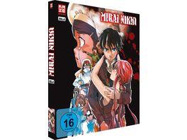 Mirai Nikki DVD 4
