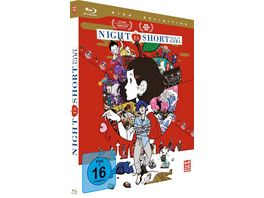 Night Is Short Walk On Girl Blu ray