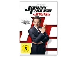 Johnny English Man lebt nur dreimal