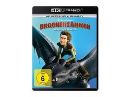Drachenzaehmen leicht gemacht 4K Ultra HD Blu ray 2D