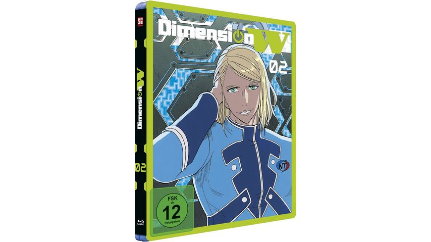 Dimension W Blu ray 2