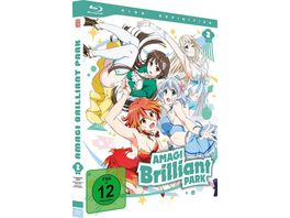 Amagi Brilliant Park Blu ray 2