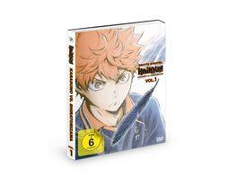 Haikyu Season 3 DVD 1 Episode 01 06 2 DVDs
