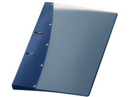 VELOFLEX Ringordner Diamond A4 blau