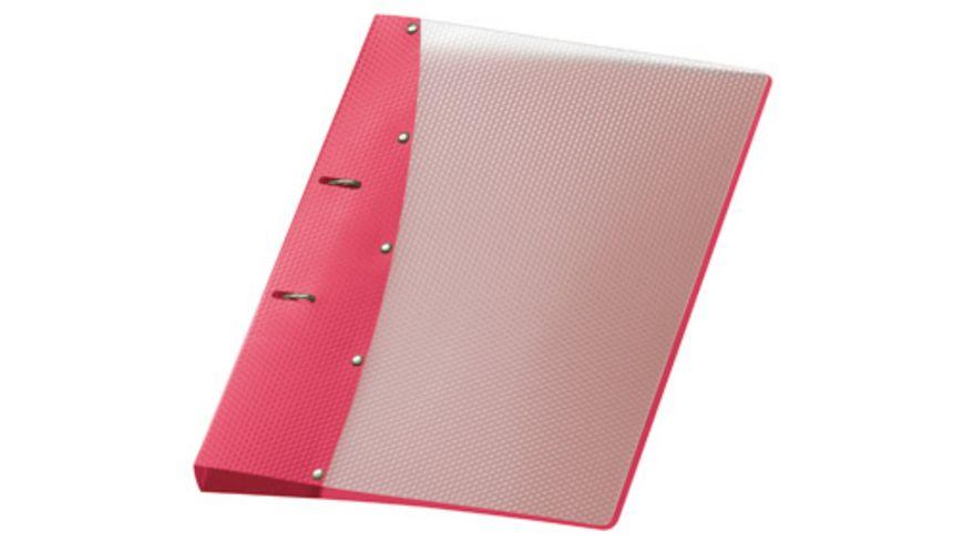 VELOFLEX Ringordner Diamond A4 pink