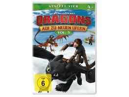 Dragons Auf zu neuen Ufern Staffel 4 Vol 3