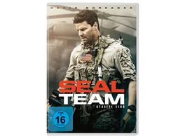 SEAL Team Staffel 1 6 DVDs